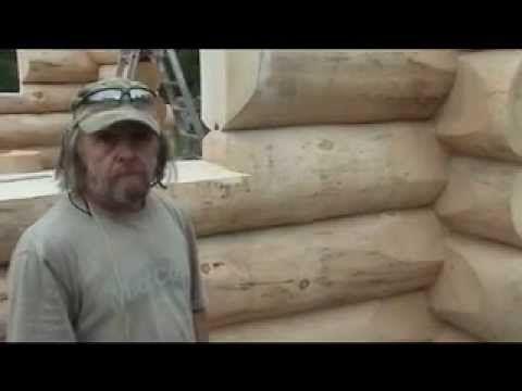 Comment construire une cabane en rondins? Par iciu2026