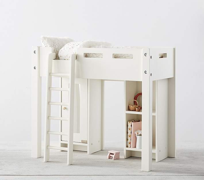 Hampton Doll Loft Bed Toddler Loft Beds Doll Bunk Beds Bunk Beds