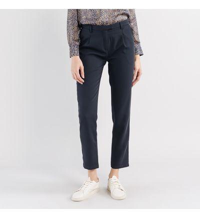 Artlove Pantalon coupe droite EDDY Pantalons Bleu XL Polyester