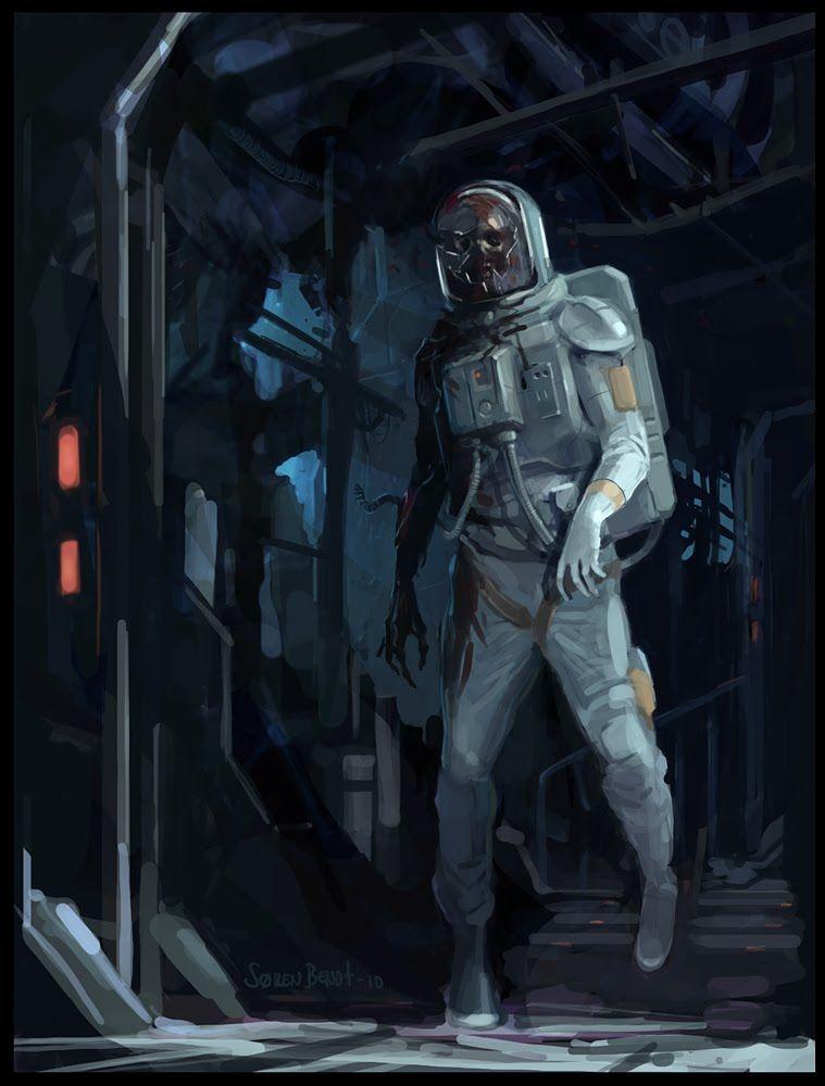 #SONOBENO: #SpaceZombie