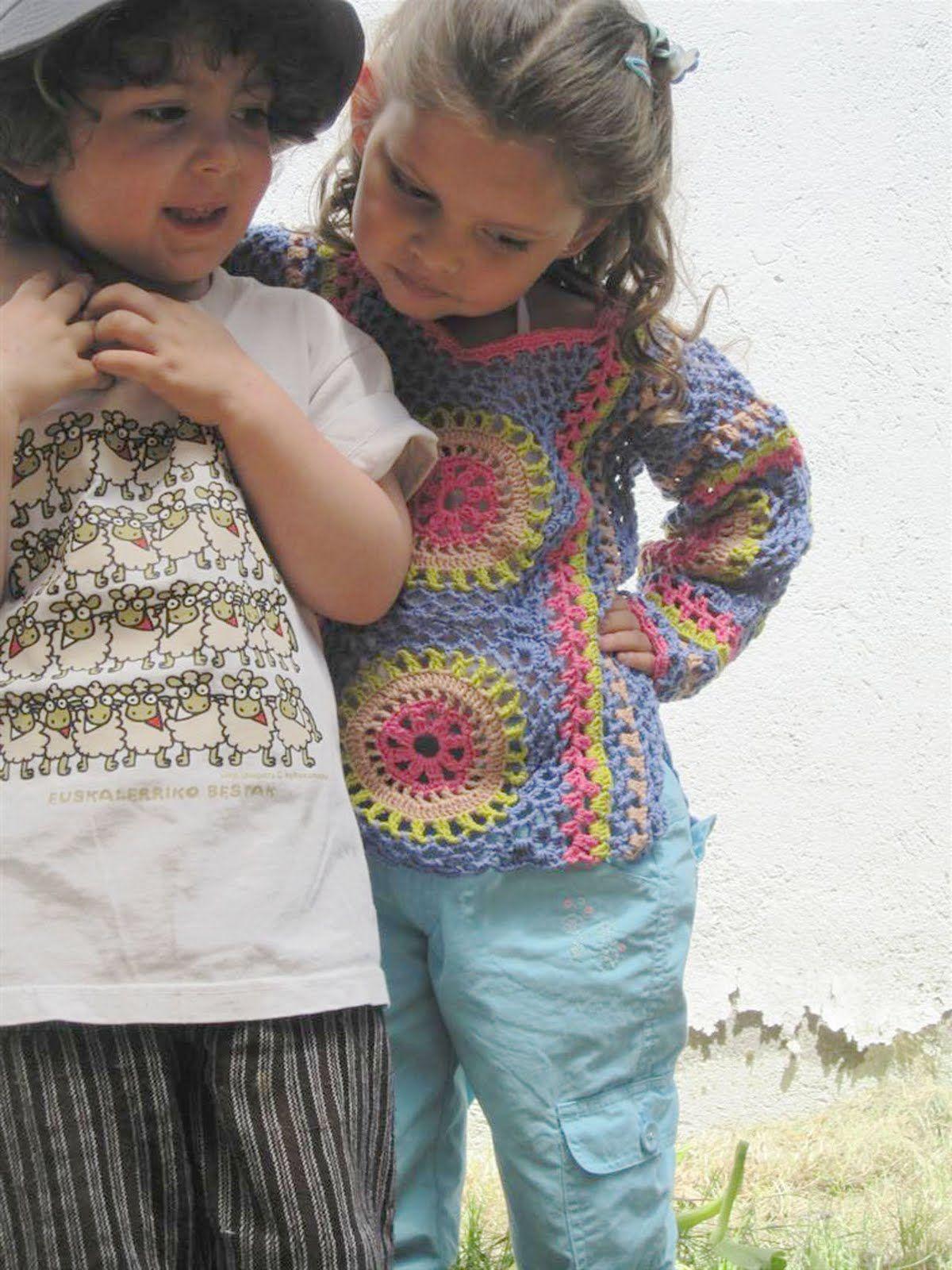 MANOLY, Crochet & Color: Coleccion Infantil