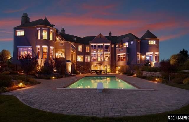 Tony Harrah Son Of Late Casino Magnate Bill Harrah Purchased