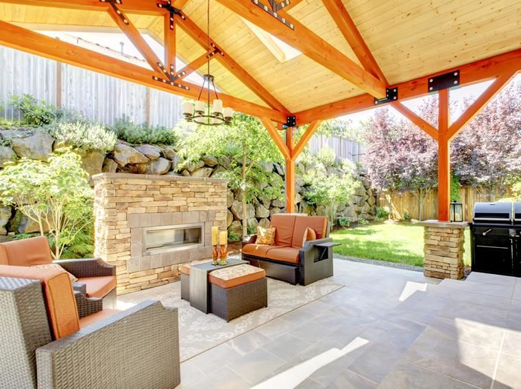 Hoy queremos hablar sobre terrazas cubiertas decoracion para exteriores veremos diferentes - Decoracion para terrazas exteriores ...