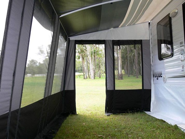 4 simple steps to replace a caravan awning light camping