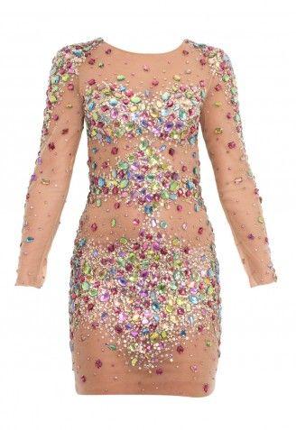 Forever Unique Shimmer Dress available at LBD for £490  http://www.littleblackdress.co.uk/forever-unique-shimmer-dress
