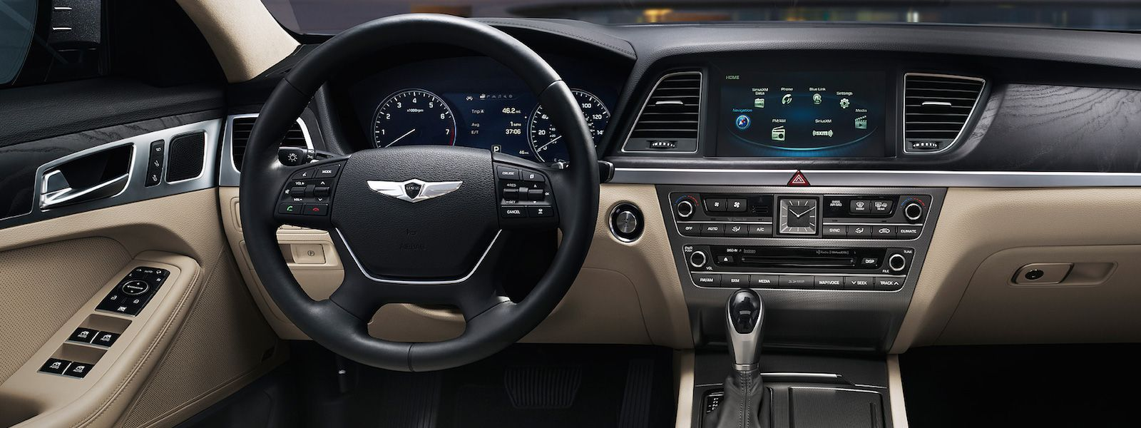 Stunning Hyundai Genesis 2016 With Interior