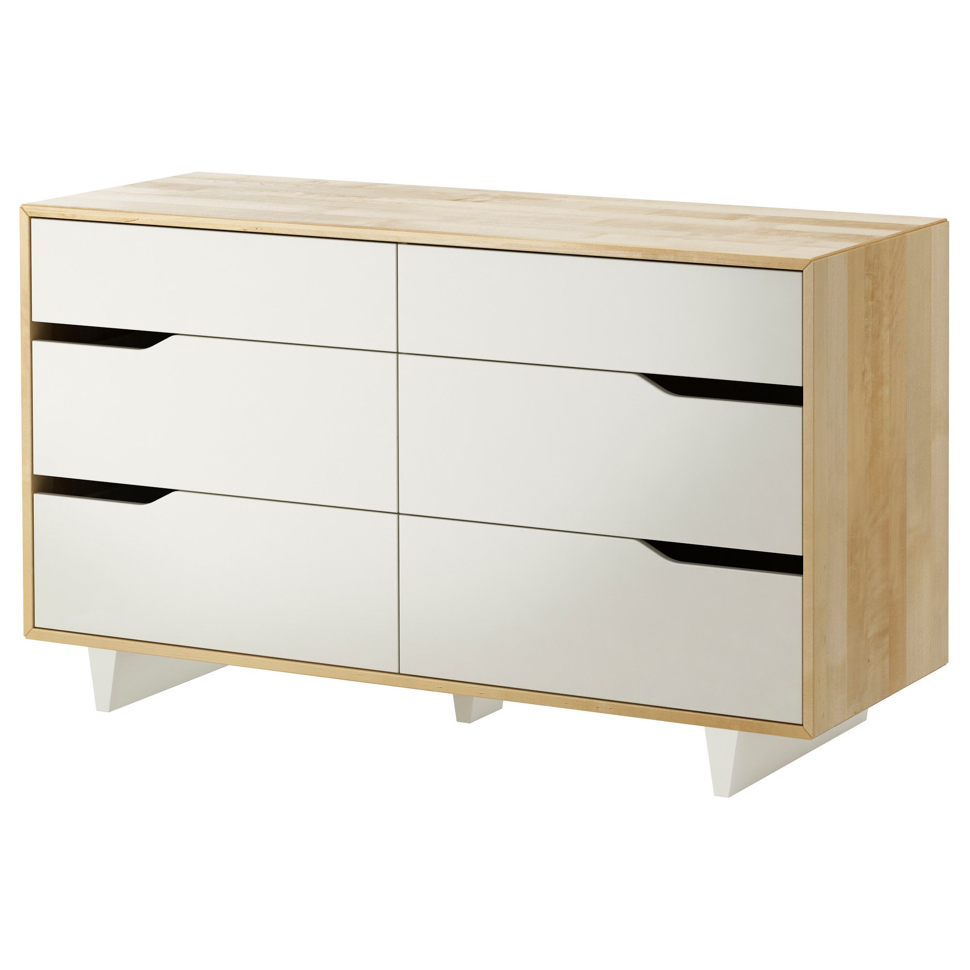 Mandal 6 Drawer Dresser Ikea An Alternative To