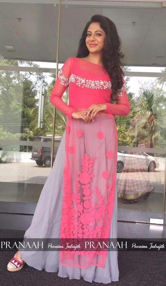 Poornima In Prana Desi Indian Designer Wear Indian
