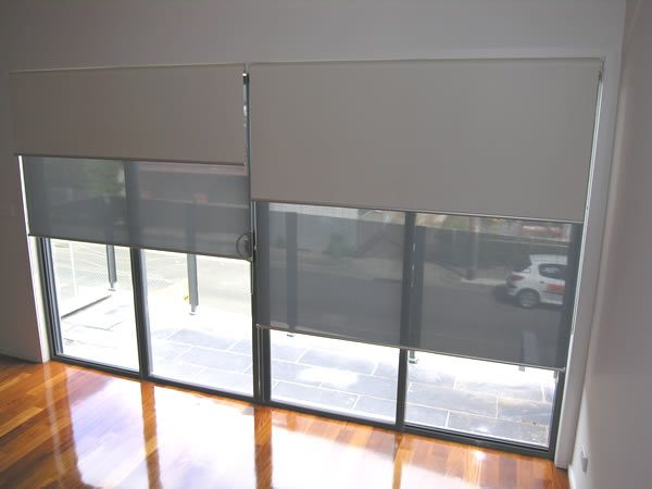 Double Roller Blinds Holland Blinds Online Dual Roller