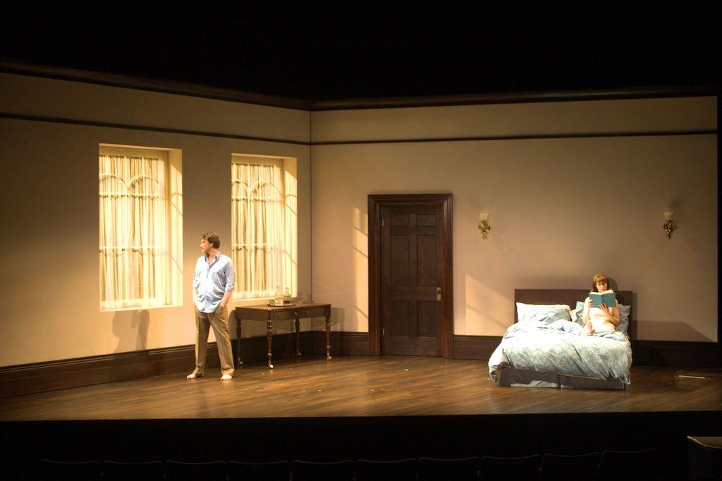Betrayal Seattle Repertory Theatre Scenic Design By Etta