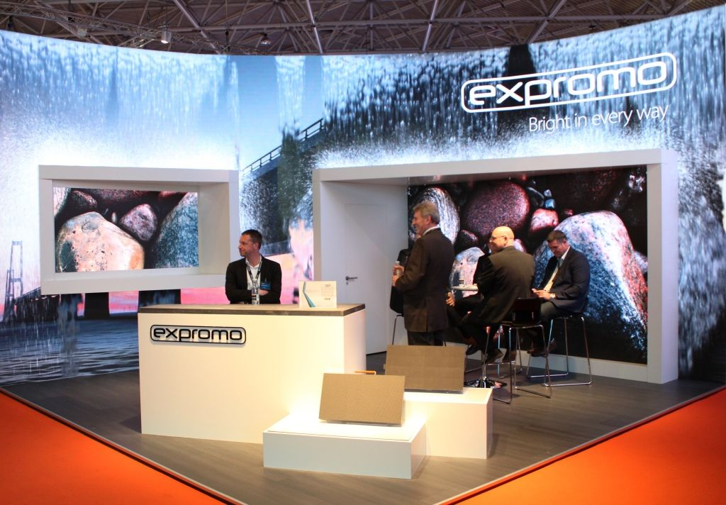 EXHIBITOR Magazine Announces ISE 2017 Stand Design Awards Winners