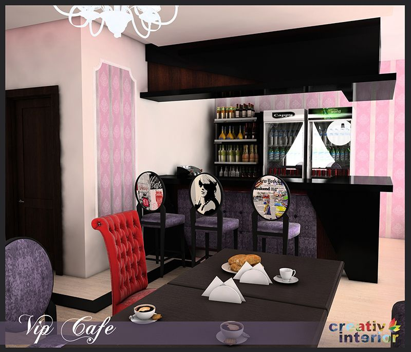 Design Interior Cafenea Vip Cafe Hunedoara Design Interior