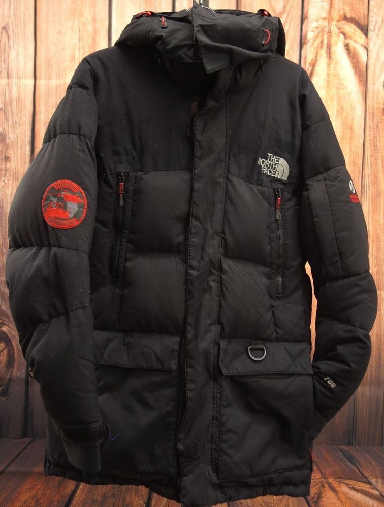 83c9ee5176 The North Face Vostok Summit Series 700 Down Winter Hooded Jacket Mens Size  S  TheNorthFace  QuiltedPuffer