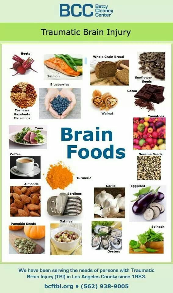 Brain Foods | Concussion | Brain injury recovery, Tramatic