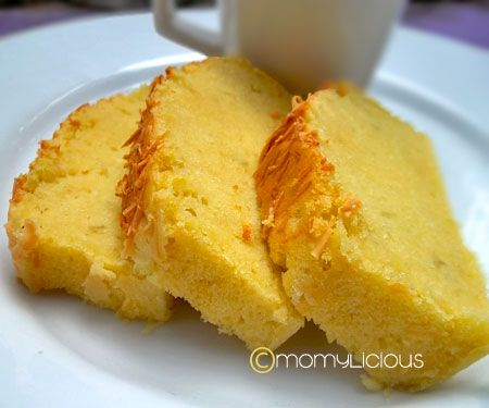 CAKE KENTANG KEJU Source: Simply Cooking & Baking 9 gr kentang