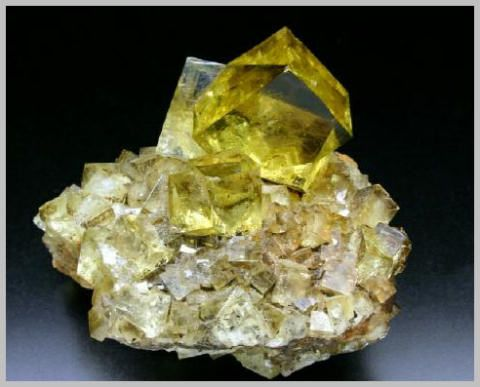 Fluorite Mines in and around Weardale, Northern England