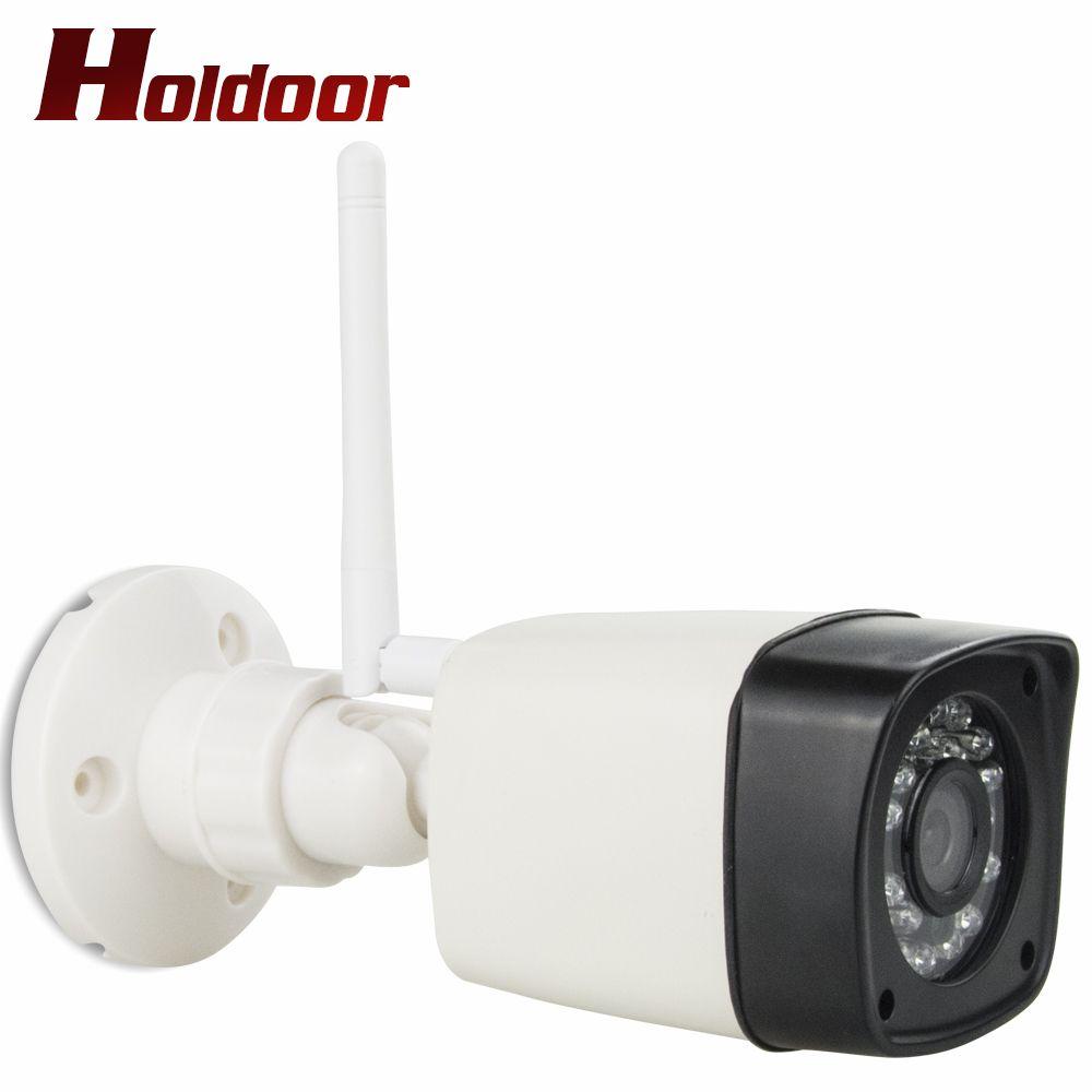 1080P Outdoor Wifi P2P ONVIF IR Night Vision Wireless IP Camera Audio Home CCTV