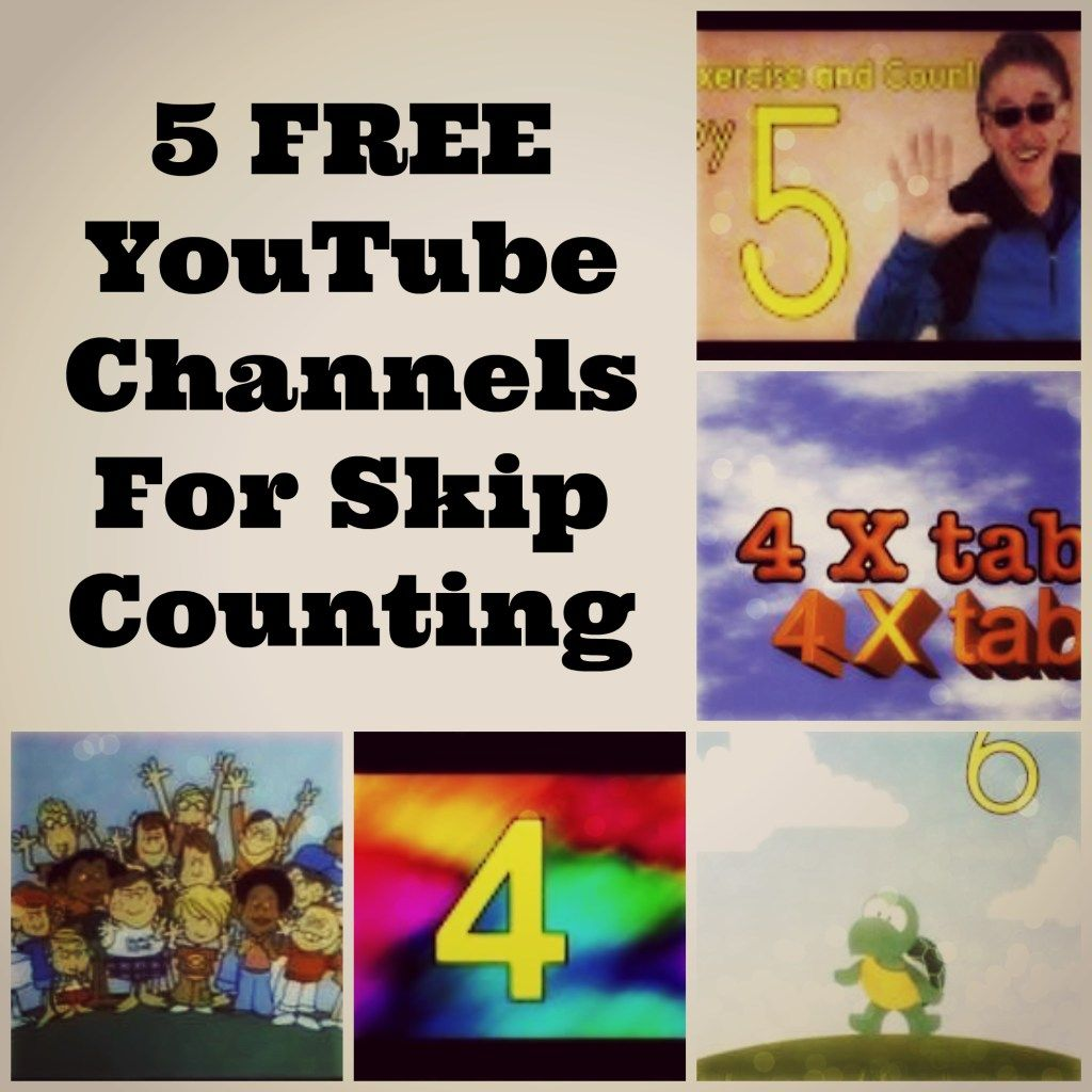 An Outstanding List of Free Skip Counting Songs Skip