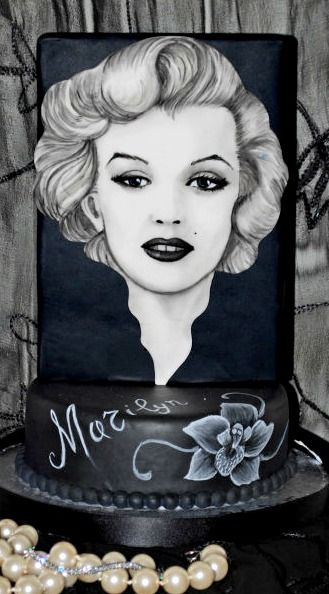 marilyn monroe cake marilyn cake cakes beautiful cakes for the 5710