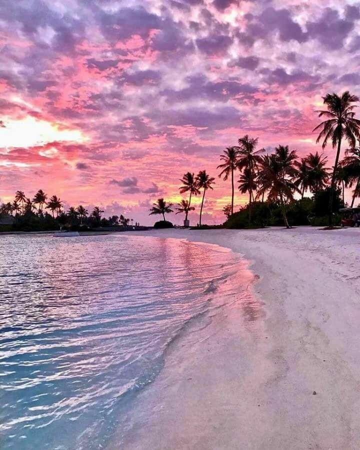Maldives Beach: My Bucket List In 2019