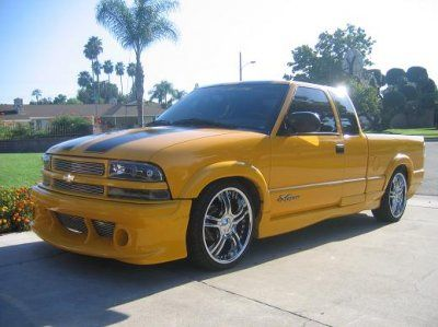 Chevy S10 Extreme I kind of miss mine  When I win the lotto