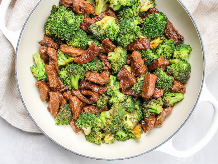 Beef & Broccoli #marinadeforbeef