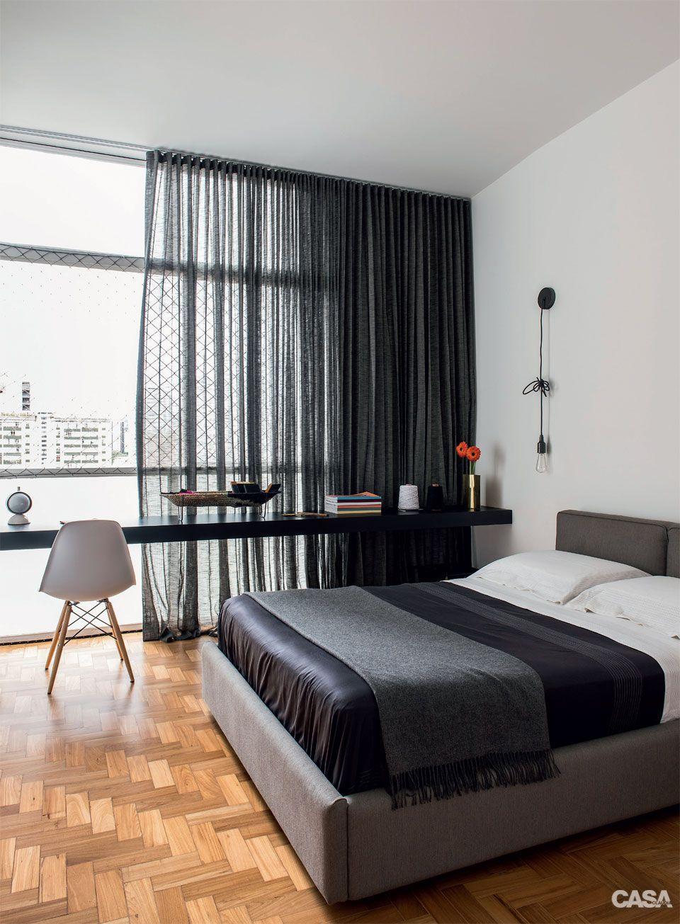 Apartamento pequeno que d plex ganha d cor estiloso - Decorar duplex pequeno ...