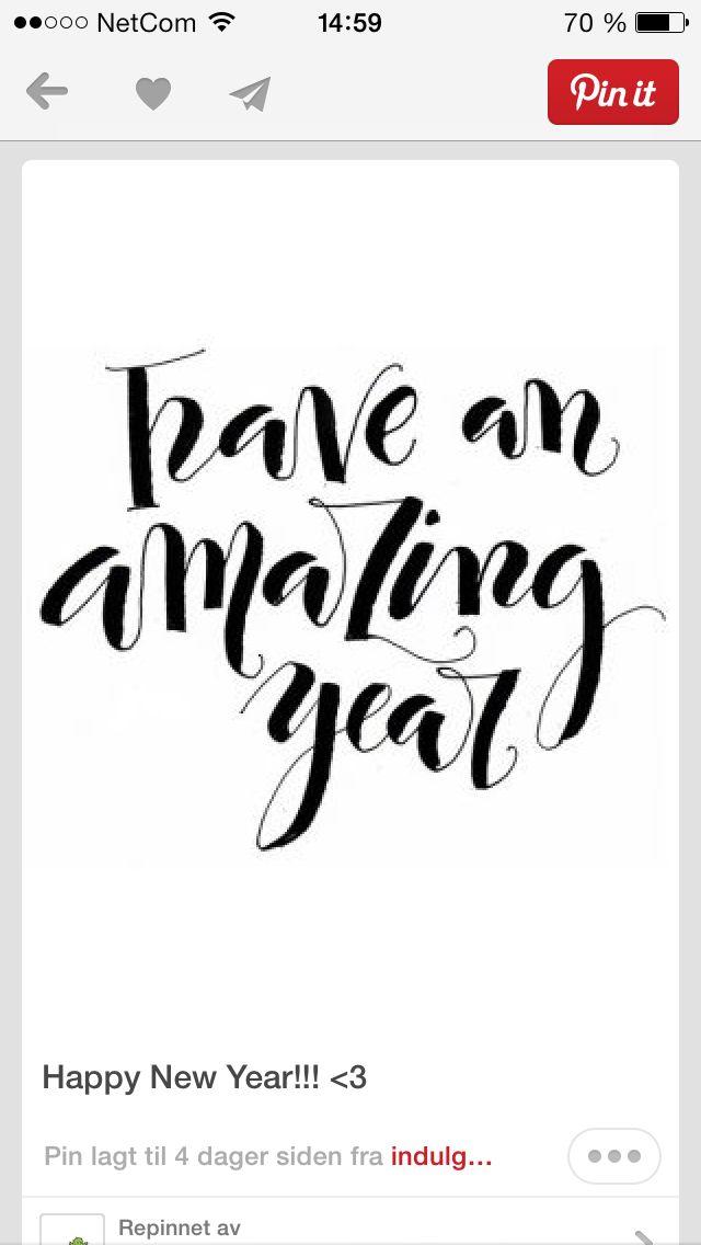 Godt Nytt År!!! ✨ #godtnyttår