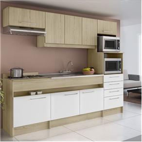 Casas Bahia Com Imagens Cozinha Compacta Cozinha Completa