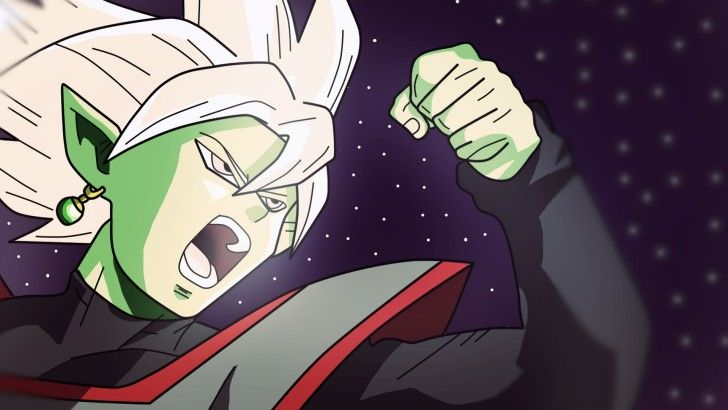 Fusion Zamasu Dragon Ball Super Anime Wallpaper Dragon Ball