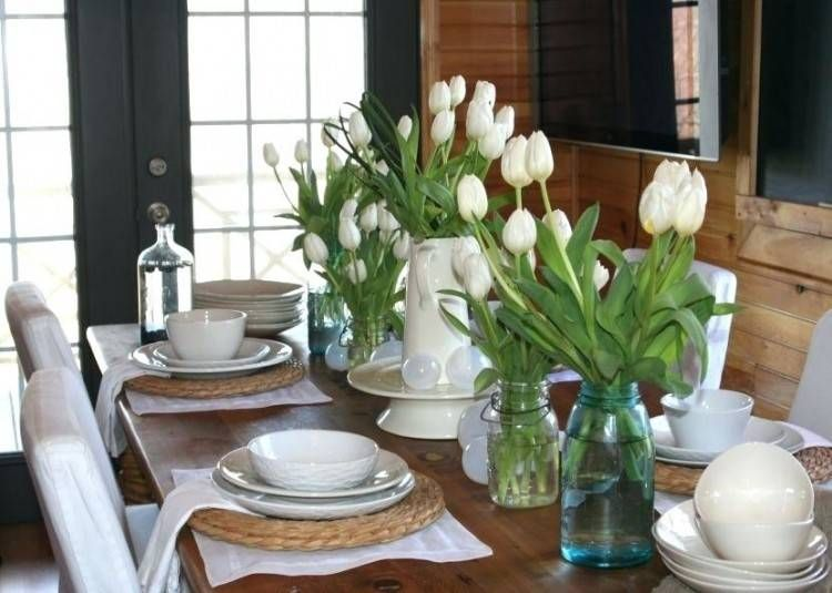 Dining Room Vase Ideas Dining Room Table Centerpieces Dining Table Centerpiece Dining Room Table Decor