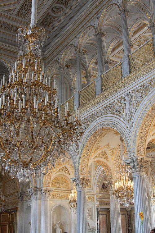 Hermitage, St. Petersburg, RussiaA Must Visit