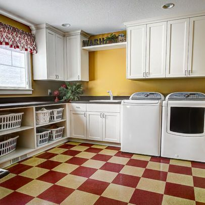 washroom layout | Laundry room design, Bathroom design ...