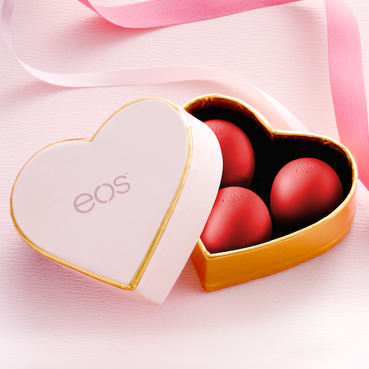 The secret to a sweeter #ValentinesDay: #eos