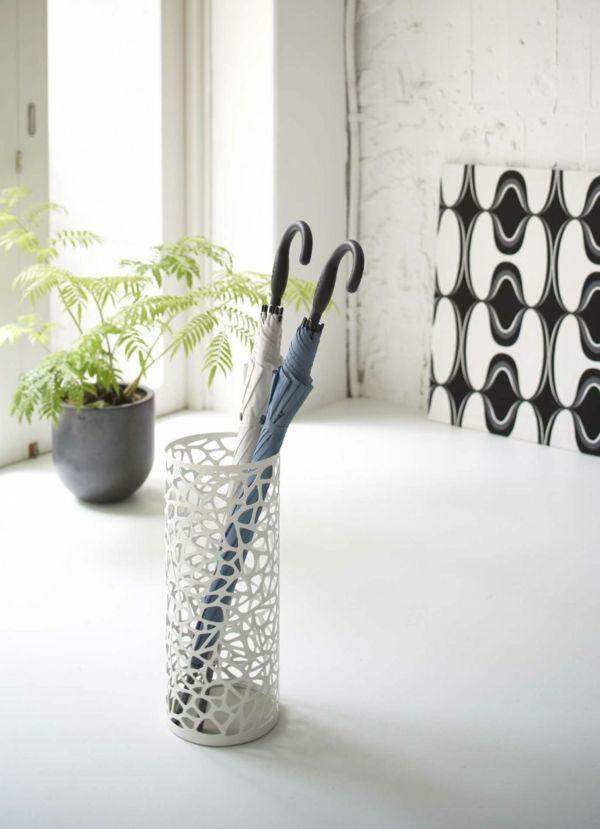 regenschirmst nder in ausgelassenen und stilvollen formen. Black Bedroom Furniture Sets. Home Design Ideas