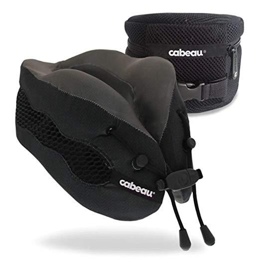 Amazon Com Cabeau Evolution Cool Travel Pillow The Best Air