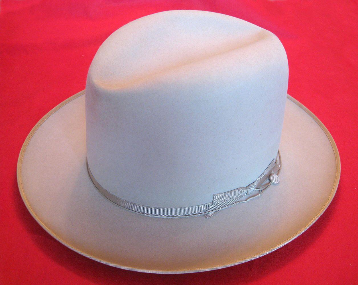 The Dapper Stetson hat of Harry S. Truman  58011dd7cf1