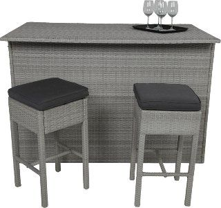 Buy Borneo 5 Piece Cushion Store Amp Bar Set From Our Garden