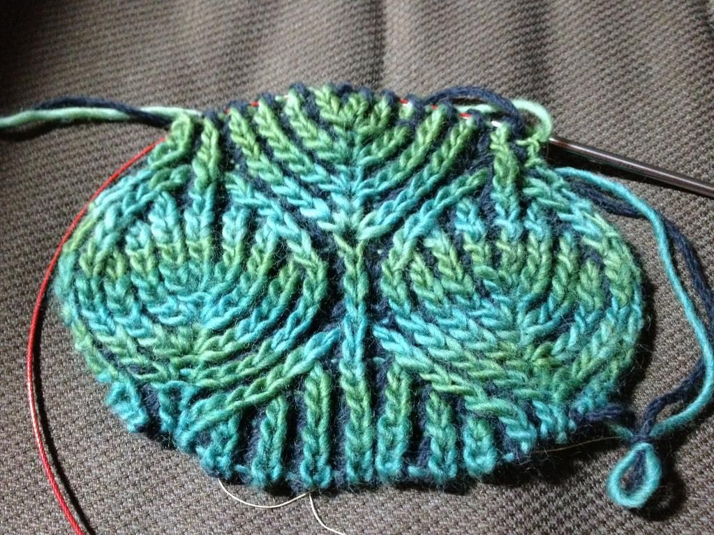 Explorations In Brioche Knitting Knitting Pinterest Brioche