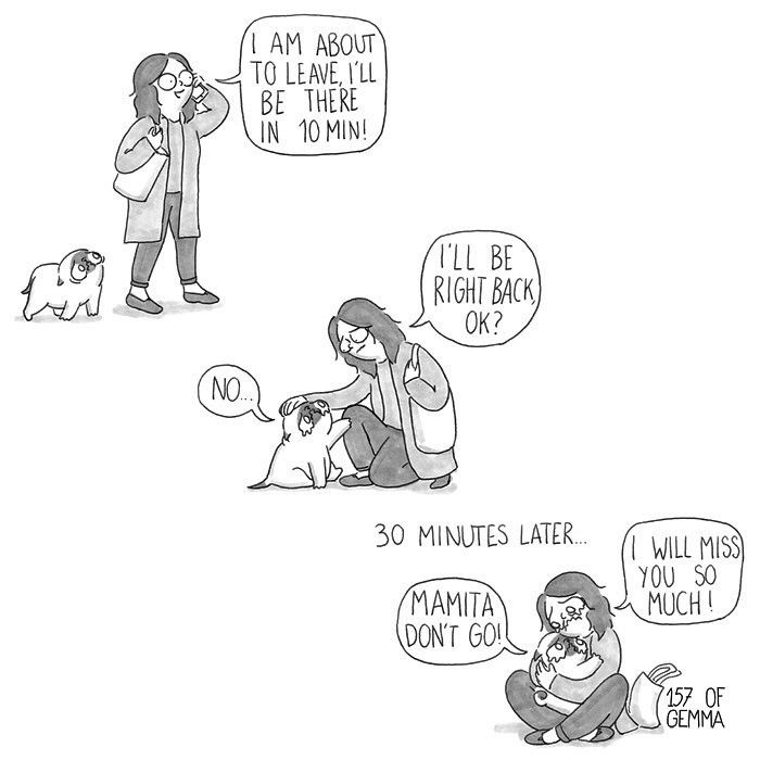 10 Adorable Comics That Hilariously Sum Up What It S Like Living