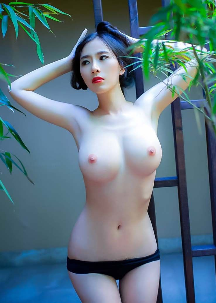 girl body asian Sexy nude perfect