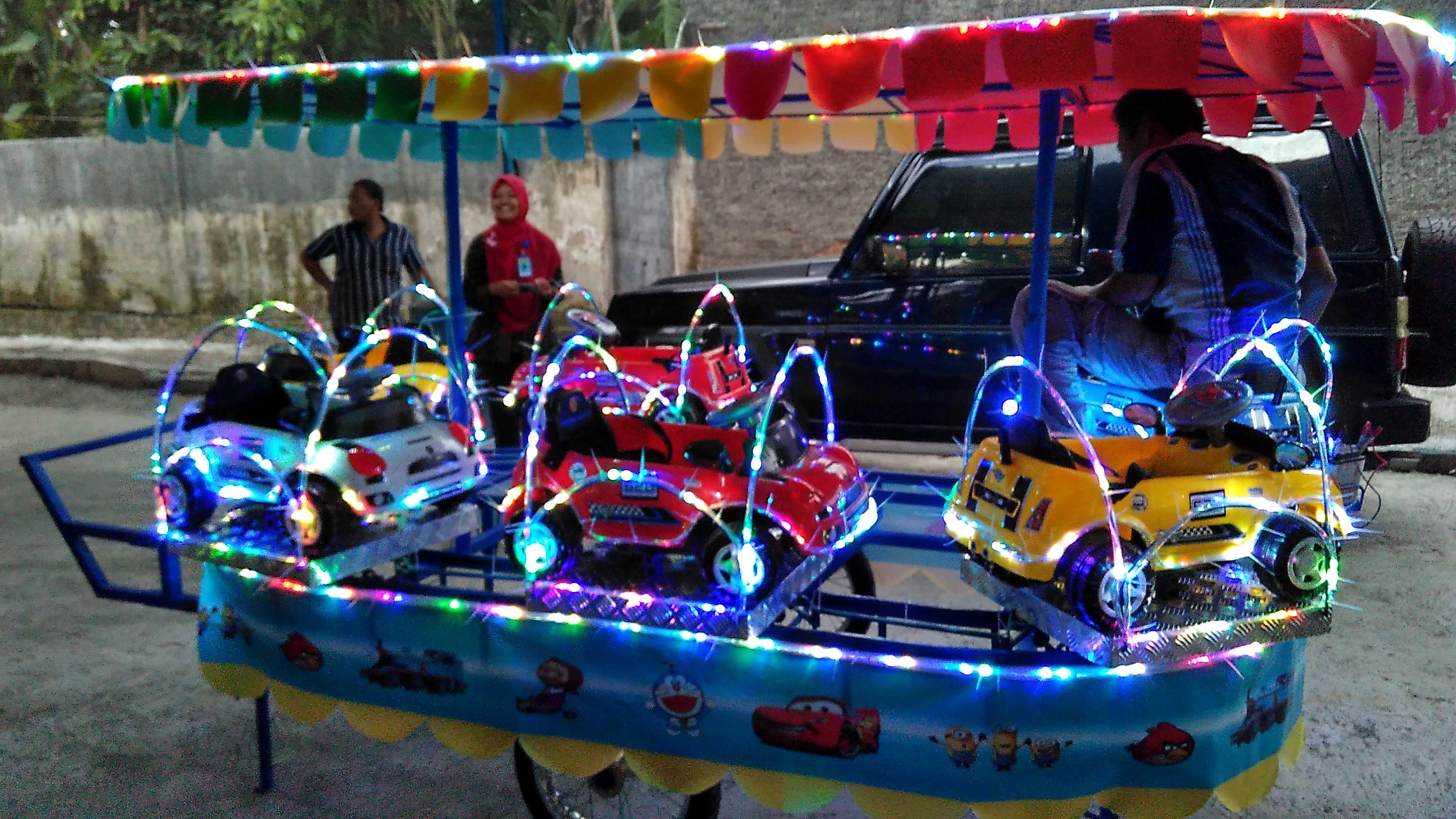 Pabrik Produksi Odong Odong Seluruh Indonesia Mobil Kartun Hewan