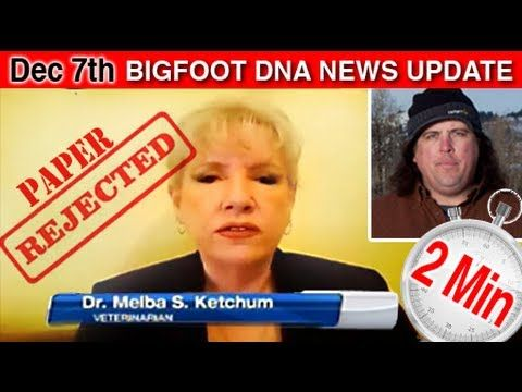 Scientist Confirms Bigfoot DNA in East Texas