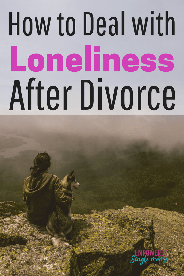 Loneliness and depression after divorce