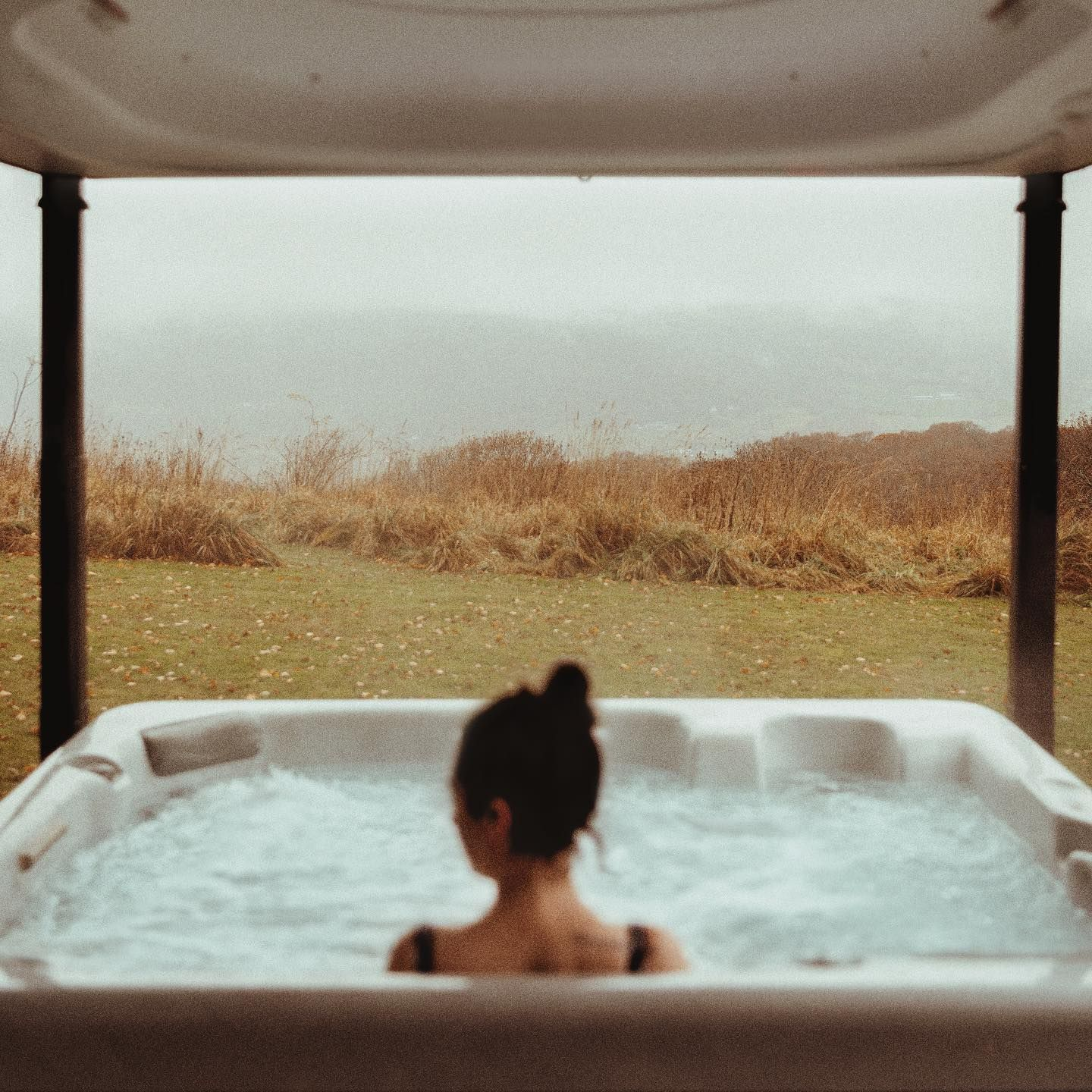 Ad Gifted Stay Allow Me To Introduce The Best Hot Tub In The Whole Wide Wo Allow Gifted Introduce Who Hot Tub Snowdonia National Park Wide World