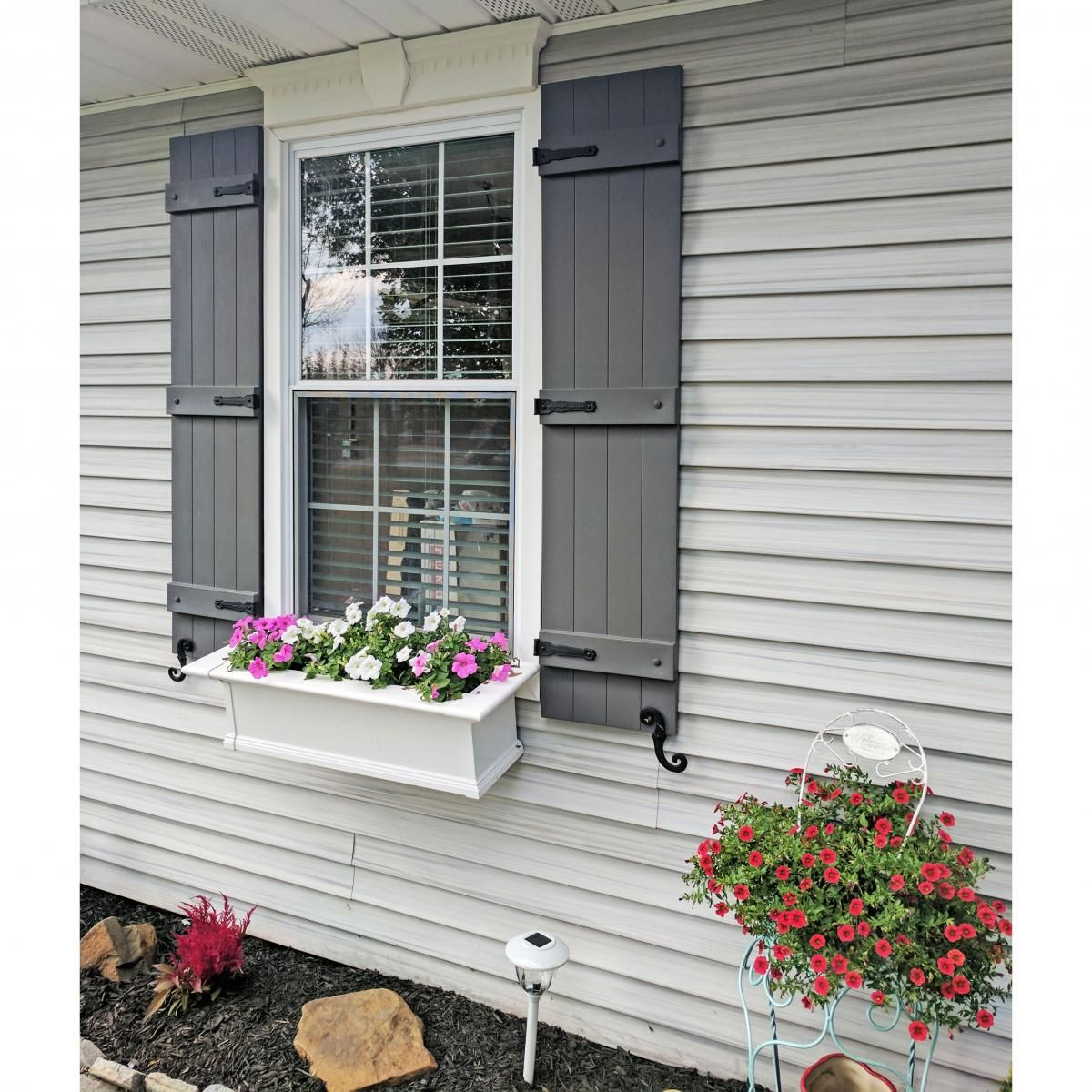 Pin By Oles On Home Exterior In 2020 Shutters Exterior Wood Shutters Exterior House Shutters