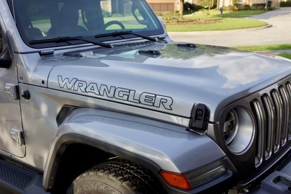 Jeep Wrangler Out Line Jl Style Hood Decals The Pixel Hut Jeep Wrangler Jeep Decals Jeep
