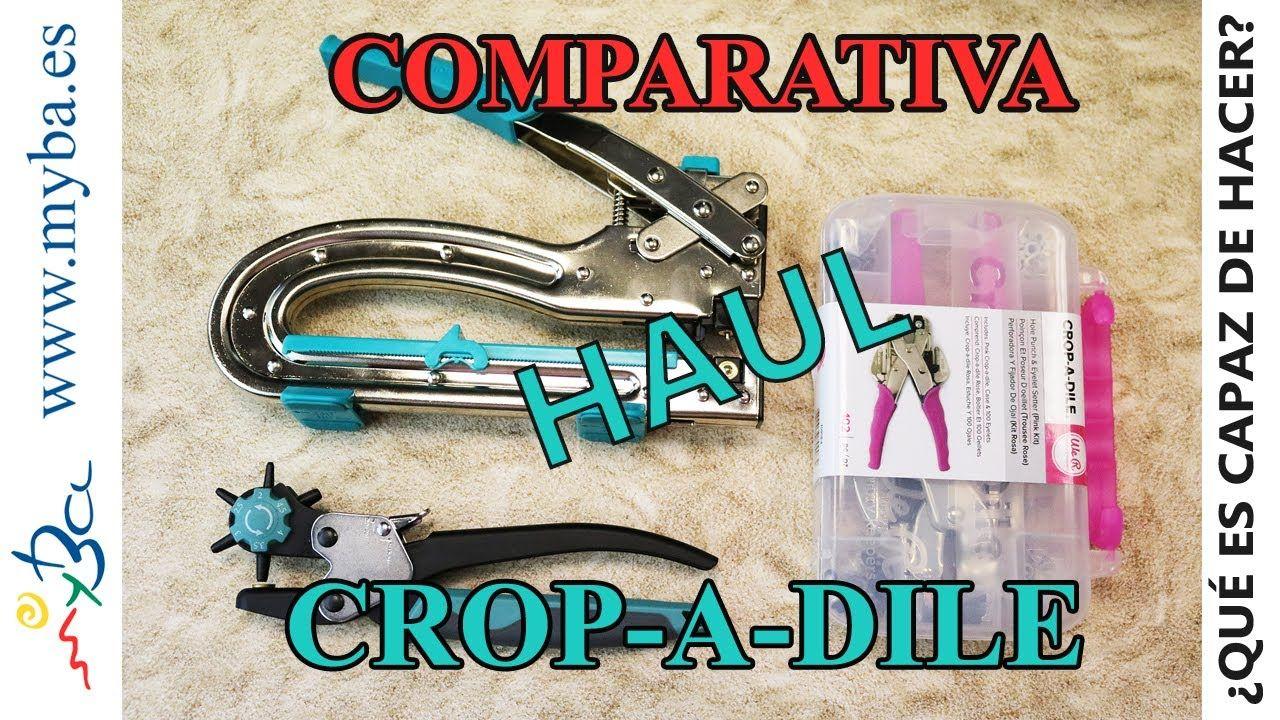 Comparativa Modelos Crop A Dile Y Otras Herramientas Para Perforar