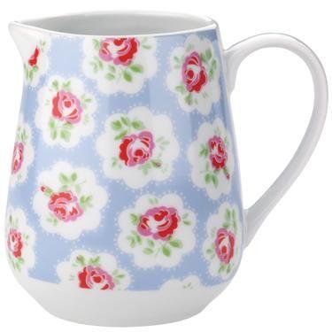 Cath Kidston - Provence Rose Milk Jug