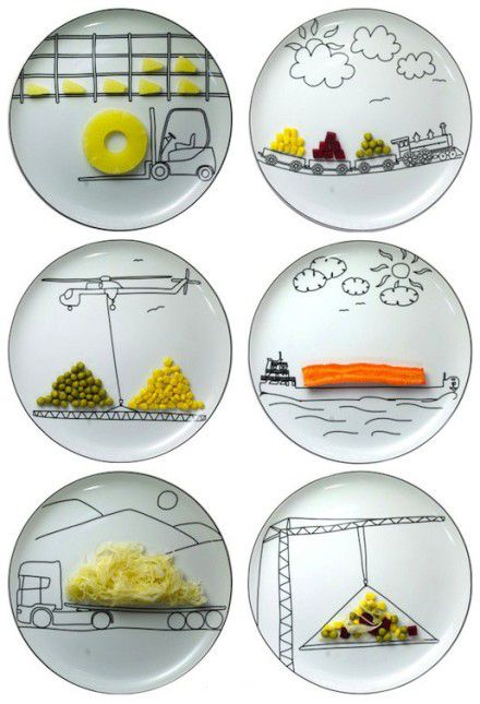 Cute ideas for diy ceramic plates plates pinterest for Diy ceramic plates